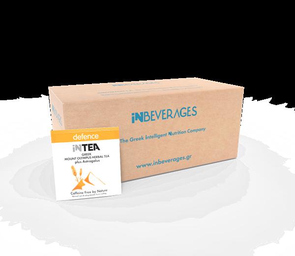 Εικόνα από INTEA Defence   B2B Κουτί 90 τμχ με φακελάκια-πυραμίδες
