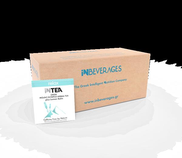 Εικόνα από INTEA Relax   B2B Κουτί 90 τμχ με φακελάκια-πυραμίδες
