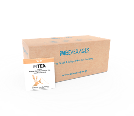 Picture of iNTEA SKIN | B2B Pack of 90 Pyramid Teabags