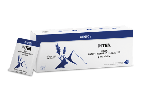 Picture of Intea Energy   Pack of 21 Pyramid Teabags