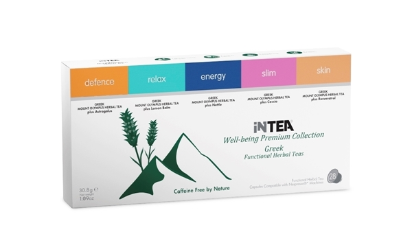 Picture of INTEA Well-being Premium Collection | Pack of 28 Capsules Compatible with Nespresso Machines