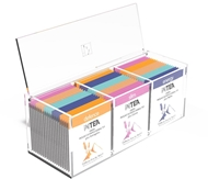 Picture of INTEA Gift Pack | Pack of 60 individually wrapped pyramid teabags